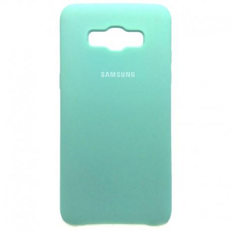 Силиконовый чехол (silicone case) Samsung Galaxy J5 2016 J510 Fresh Mojito