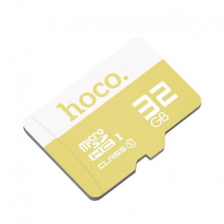 Карта памяти HOCO MicroSD 32 ГБ Class 10