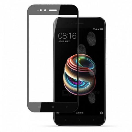 Защитное стекло Full Glue Glass Xiaomi Redmi 5X Black (Черный)