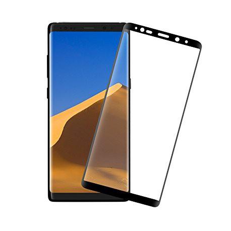 Защитное стекло Nano Glass Samsung Galaxy Note 8 Black (Черный)