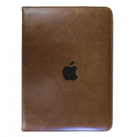 Чехол-книжка Original Leather Case iPad Air/Air 2/2017 Brown (Коричневый)