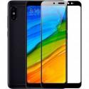 Защитное стекло 2.5D GLASS HOCO Xiaomi Redmi Note 5 Pro Black (Черный)