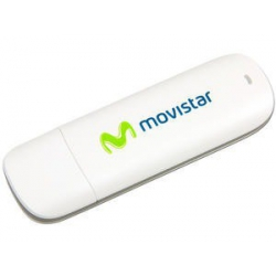 Модем Huawei Movistar 3G/4G/USB White (Белый)
