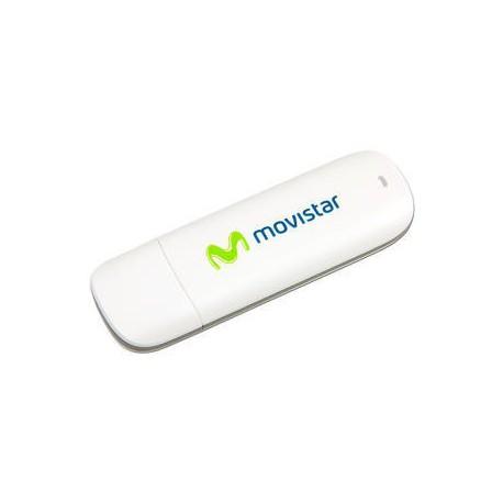 Модем Huawei Movistar 3G/4G/USB White (Белый)