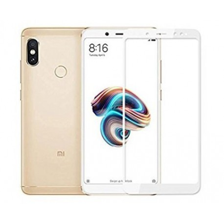 Защитное стекло 2.5D GLASS HOCO Xiaomi Redmi Note 5 Pro White (Белый)