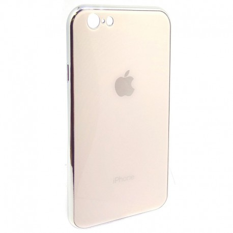 Чехол Original Glass Case iPhone 6G/6S Gold (Золотой)