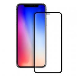 Защитное стекло 3D GLASS HOCO iPhone Xs Max Black (Черный)