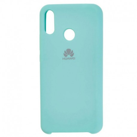 Силиконовый чехол Silicone Case Huawei P Smart Plus Fresh Mojito