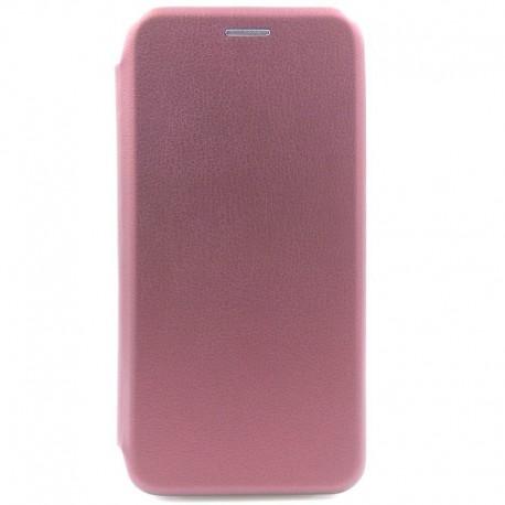 Чехол-книжка G-CASE WING iPhone X/Xs Ruby (Бордовый)