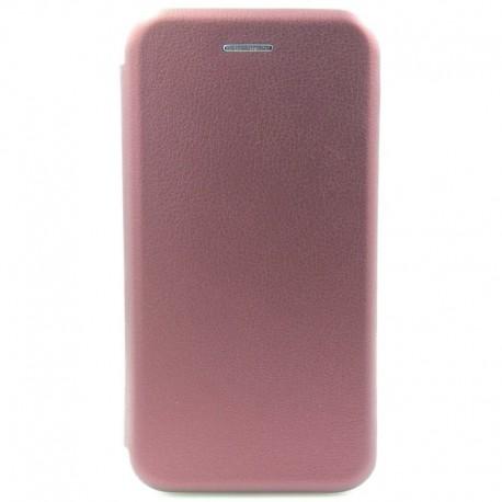 Чехол-книжка G-CASE WING iPhone 6G/6S Ruby (Бордовый)