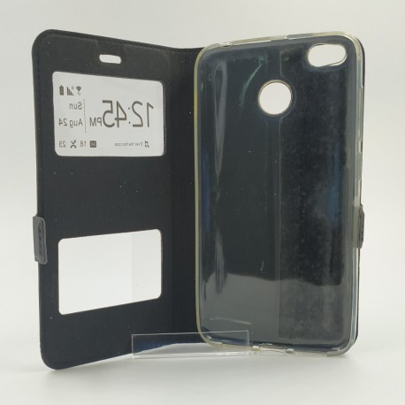 Чехол-книжка G-CASE Xiaomi Redmi 4x Black (Черный)