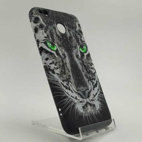 Пластиковый чехол Luxo Face Xiaomi Redmi 4x Snow Leopard