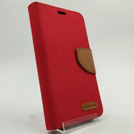 """Универсальный чехол-книжка Goospery 5.5-6.0"""" Pink (Розовый)"""