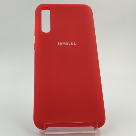 Silicone case Samsung A50/A30s Red