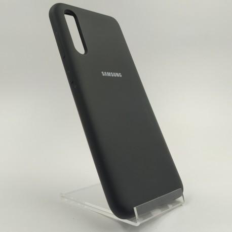 Silicone case Samsung A50/A30s Black