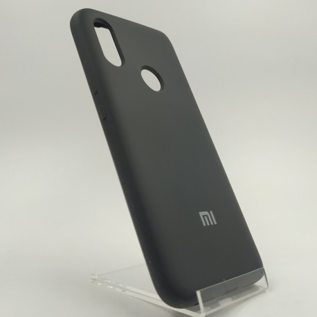 SILICONE CASE Xiaomi Note7 Black