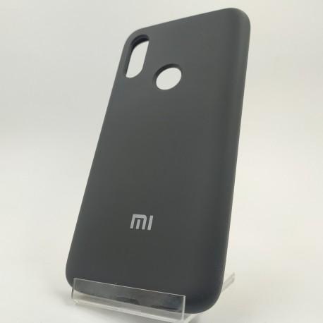 SILICONE CASE Xiaomi Note7 Black