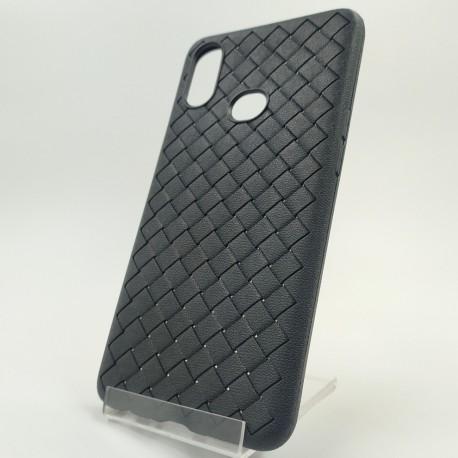 Wicker Case Samsung A10S black