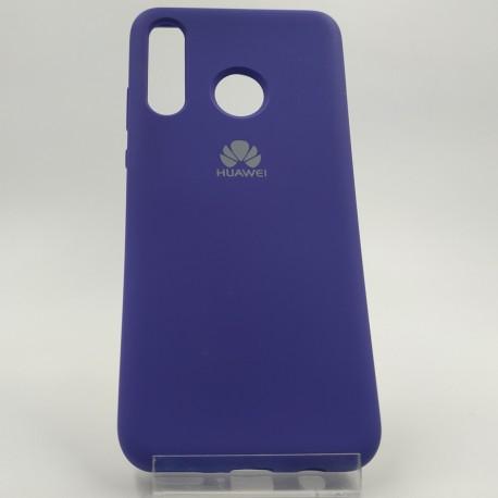 Silicone case Huawei P30 Lite Purple