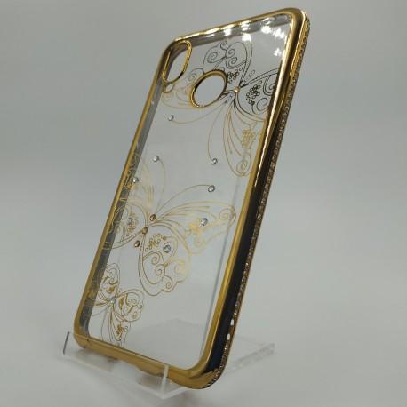 Kings Bar Huawei P Smart+ Butterfly