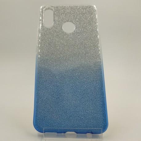 VAJA Huawei P Smart+ SILVER/BLUE