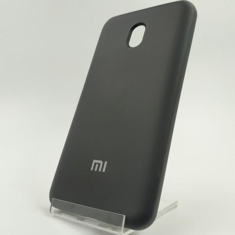Silicone case Xiaomi Redmi8A Black
