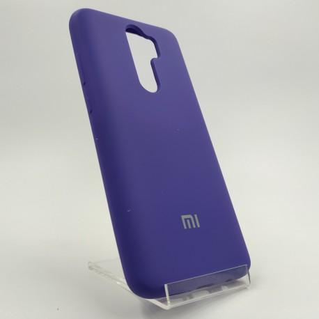Silicone case Xiaomi Note8 Pro Purple