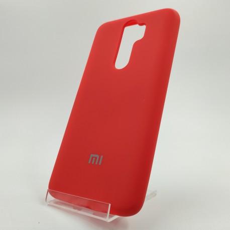 Silicone case Xiaomi Note8 Pro Red