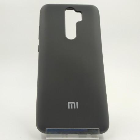 Silicone case Xiaomi Note8 Pro Black