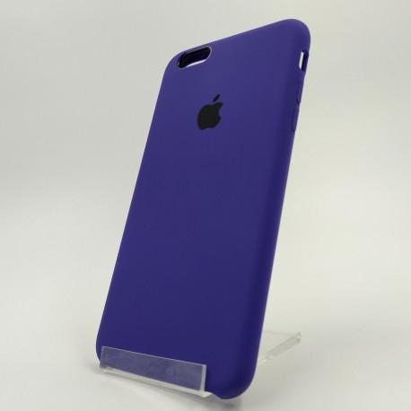 Силиконовый чехол (silicone case) iPhone 6G+ Ultra Violet