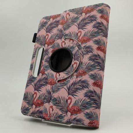 """Универсальный чехол-книжка G-CASE для планшета с подставкой Glamour 7"""" Pink"""