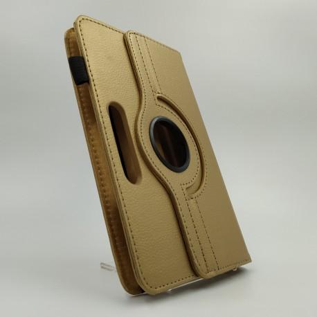 """Универсальный чехол-книжка G-CASE для планшета с подставкой 10"""" Gold"""