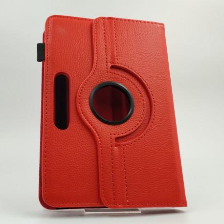 """Универсальный чехол-книжка G-CASE для планшета с подставкой 7"""" Red"""