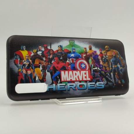 CANOIE MARVEL HEROES Samsung A50/A30S