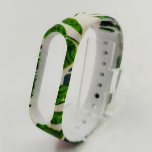 NEW Браслет для MiBand 3/4 Jungle Fever