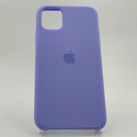 SILICONE CASE IPHONE 11 Light Purple