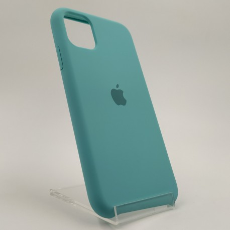 Silicone Case Iphone 11 Mint