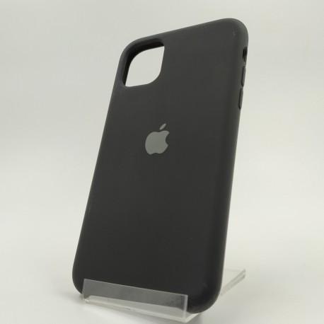 Silicone Case IPHONE 11 Pro Max Black