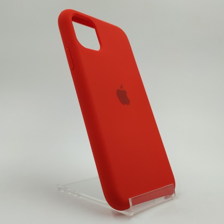 SILICONE CASE IPHONE 11 Red