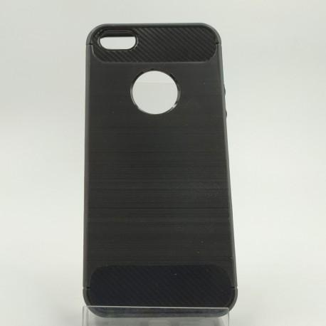 Чехол Zenus iPhone 5G/5S/5SE Black (Черный)