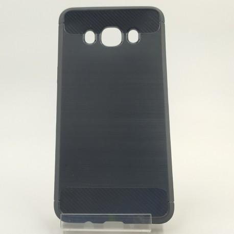Противоударный резиновый чехол ZENUS Samsung Galaxy J5 2016 J510 Black (Черный)