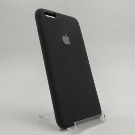 Оригинальный матовый чехол Silicone Case iPhone 6G/6S Black