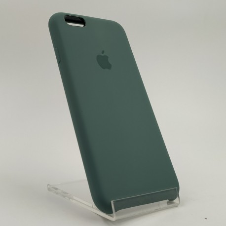 SILICONE CASE IPHONE 6G Blue Green