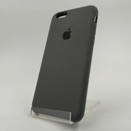 Оригинальный матовый чехол Silicone Case iPhone 6G/6S Gray