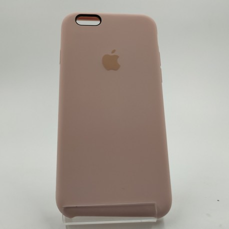 SILICONE CASE IPHONE 6G Matte pink