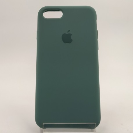 SILICONE CASE IPHONE 7G/8G Blue Green
