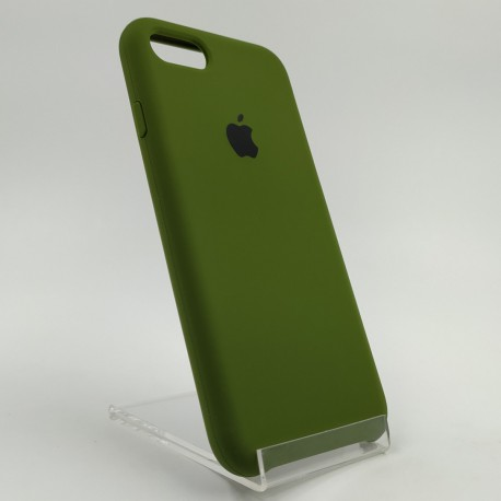 SILICONE CASE IPHONE 7G/8G Khaki