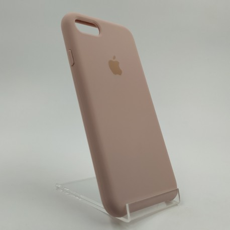 SILICONE CASE IPHONE 7G+ Matte Pink