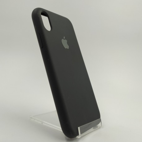 Silicone Case IPHONE Xr Black
