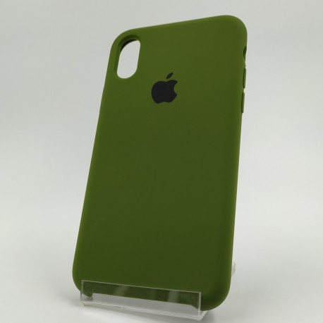 Silicone Case IPHONE Xr Khaki